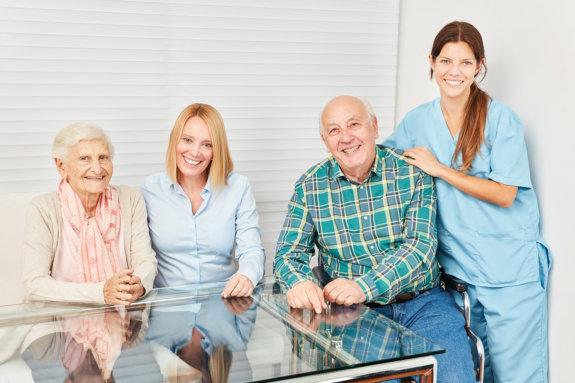 Home Care: You Need a Break Too
