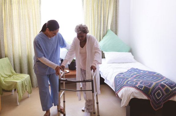 Advantages of Having Live-In Care